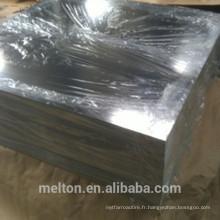 Fer-blanc électrolytique principal pour l'industrie d'emballage