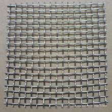 304 tela de malha de arame com tecido liso
