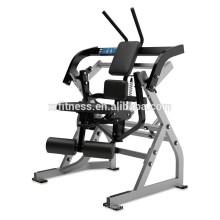 Stärke Maschine Typ Abdominal Oblique Crunch / berühmte Hammer Stärke Maschine für kommerzielle Zwecke