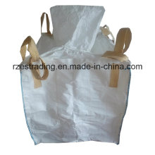 White Polypropylene Woven Big Jumbo Bag