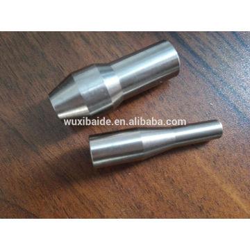 OEM подгонянные cnc поворачивая титан / алюминий / сталь машины для текстильной промышленности частей ковка и фрезерование текстильных деталей машины