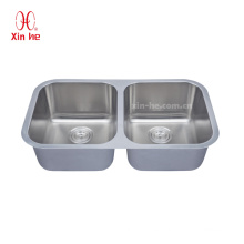 Double Bowl Stianless Steel Sink