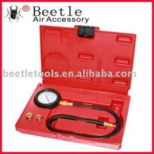 Pressure meter for engine oil kit, car tester,car detector