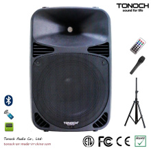 Professional 12 Inches Plastic Loudspeaker with Competitive Price