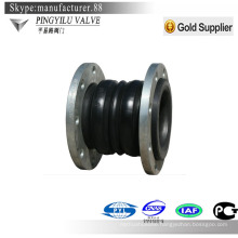 flange type rubber bellow expansion joint