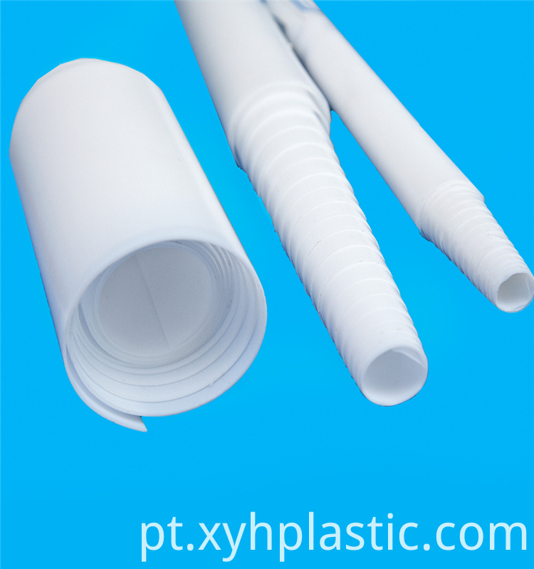 Natural Color PTFE Teflon Sheet