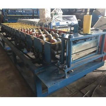 Metal Wall Panel Roll Forming Machine