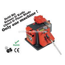 70w Power Multi-Funktions-Schärfmaschine Meißel Messer Schere Hobel-Klingen Elektro-Spiralbohrer-Spitzer Schleifer