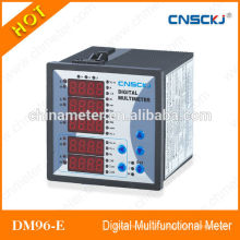 2014 multímetro de display lcd quente Medidor multifuncional digital