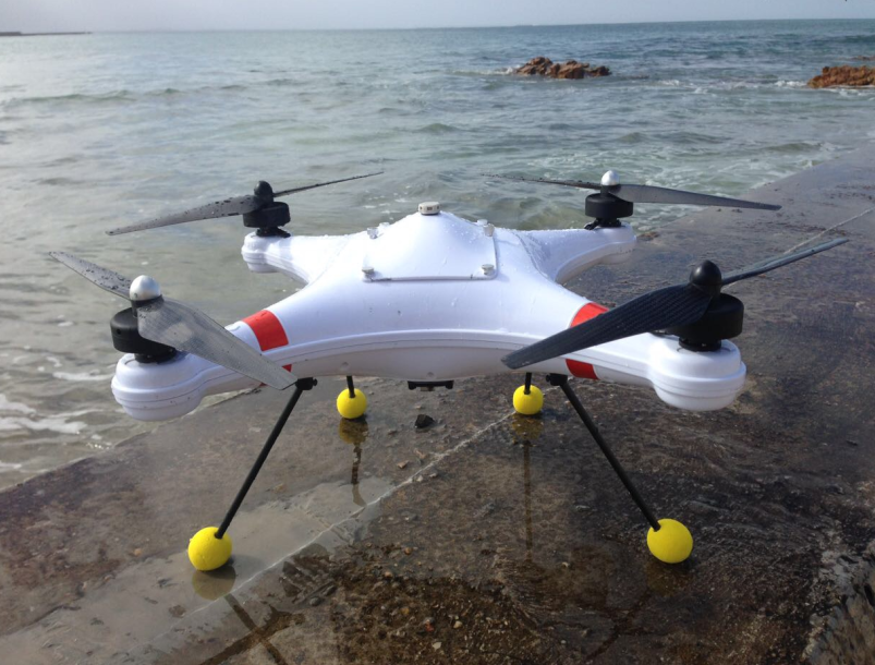 Drone For Fishing Bait