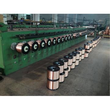 ASTM B566-93 CCA Bare Copper Clad Aluminum Wire