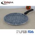 Récipient de crêpe tawa de casserole de cookware de revêtement de granit pour la cuisine