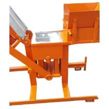 QMR2-40 Manual pressing clay brick making machine