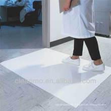 2014 Nouveau tapis jetable 100% adhésif anti-poussière