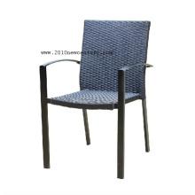 Chaise en osier (8013)