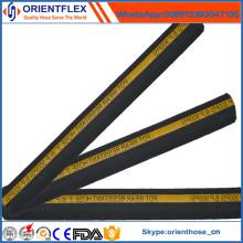 Mangueira de borracha de concreto flexível de alta qualidade