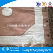 Polyester 120-7 fabric for filter press cloth