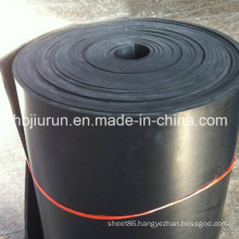 Black Waterproof NR Rubber Floor Sheet for Sale