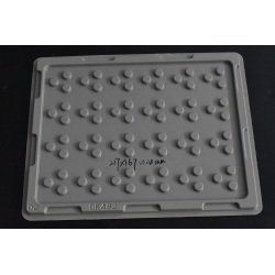 Customized Vacuum Forming ESD Plastic Electronic Tray
