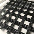 High Strength Warp Stickning Polyester Geogrid