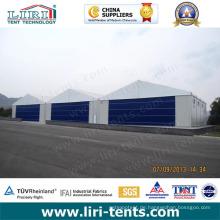 Hochwertige wasserdichte PVC-Gewebe-Armee-Militärzelte China-Fabrik