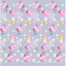 Diseño de moda corte suave tejido 100% poliéster impreso