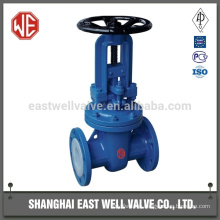 Gate valve screwed ends