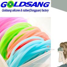 Japan&Korean Hot Selling Girl′s Silicone Hair Rope