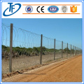 Airport prison razor barbed wire fence