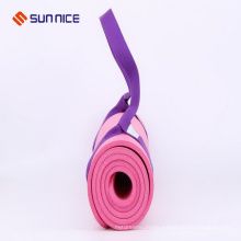 Top Grade Embroider Yoga Mat Sling Strap