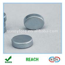 Цилиндр маленький неодимовый магнит