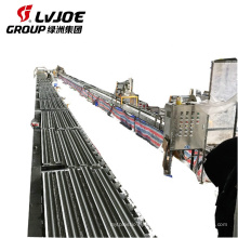 Factory supply high efficiency automatic drywall gypsum cornice production line