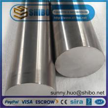Electrode de molybdène pure, électrode de fusion de verre Moly