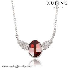 43226 Cristales del encanto de la moda del collar pendiente de la joyería de Swarovski