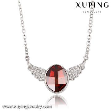 43226 moda charme cristais de colar de pingente de jóias swarovski