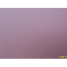 Purple Color for PVC Leather Used in Car Seat Cover (418#-5)