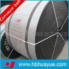 Korrosionsbeständiges, feuerbeständiges PVC / Pvg-Förderband mit vollem Kern
