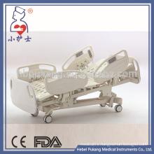 ICU ABS engineer stainless steel handrail bed