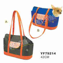 Pet Carrier Bag 42cm, Assorted Color