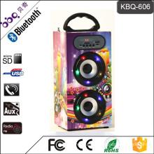 BBQ KBQ-606 10W 1200mAh High Quality Cost Performance Music Speaker for Laptop