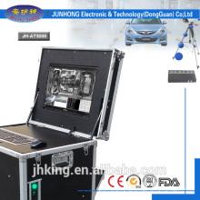 Auto Digital Line Scan Under Vehicle Surveillance System