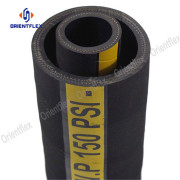 1 1/2 rubber water conveyance hose pipe