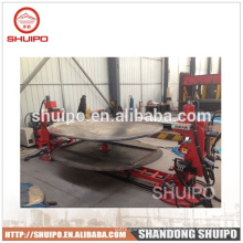 2017 SHUIPO machine Dished end flanging machine Drum Head