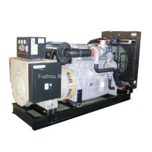 320kw 400kVA Diesel Generator with Perkins 2206c-E13tag3 Engine