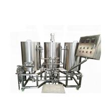 50L 100L 1bbl 2bbl pilot beer brewery