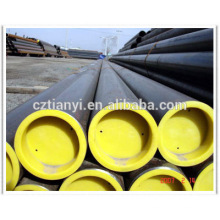 Hot Steel Galvanizing ASTM A106 Big Diamètre LSAW Steel Pipe