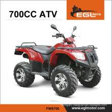700 cc CVT ATV