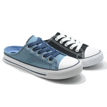 Классические Тапочки Холст Школа Женщины Взрослые Мужчины Вулканизации Обуви