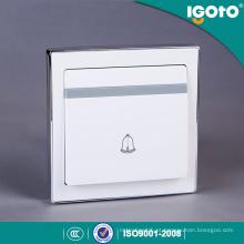 Interruptor elétrico da parede do sino da porta do botão de Igoto B9091