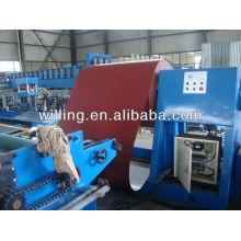 automatic hydraulic decoiler/uncoiler